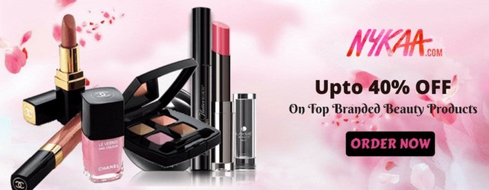 Get Upto 40% OFF On Kits & Combos Of Makeup, Skin Care, Hair Care