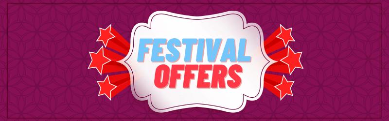 Festival Offer