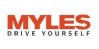 Myles Car coupons