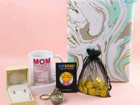Mothers Day Gifts: Buy Special Gift For Mom & Save Flat 10% OFF Using Coupon Code