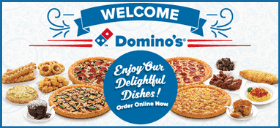 Dominos Coupon Code: Get Flat 25% OFF on Order Above Rs.800