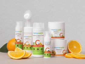 Get Flat 15% OFF On Vitamin C Face Care Products