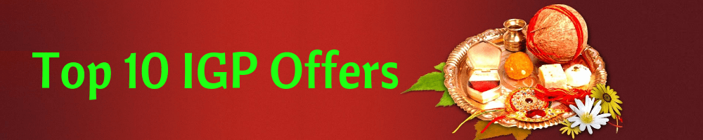 Top 10 IGP Offers