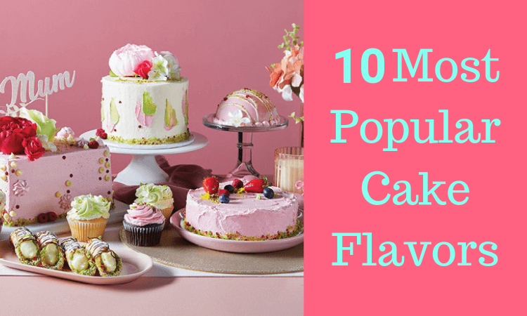 most-popular-cake-flavors