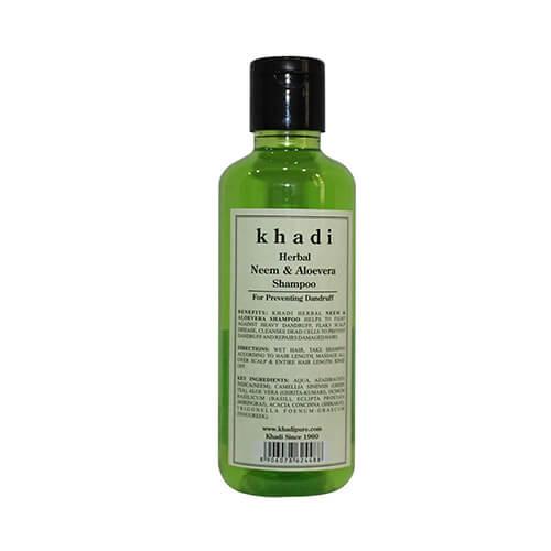 Khadi-Neem-And-Aloe-vera-Shampoo-For-Dandruff