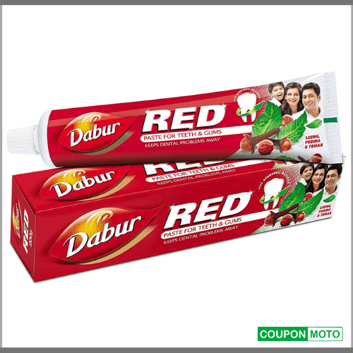 Dabar-red-Toothpaste