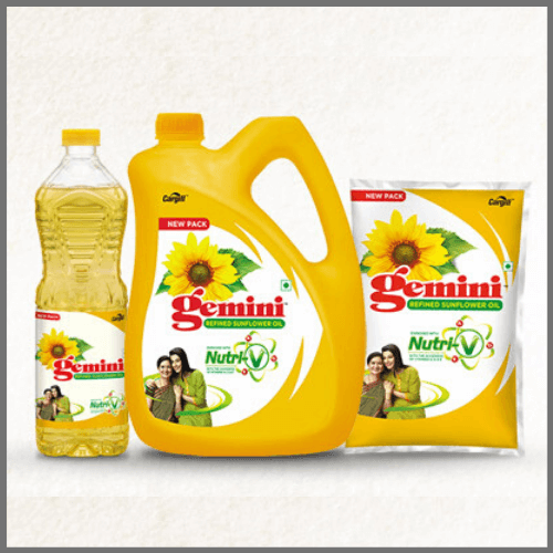 Gemini-edible-oil