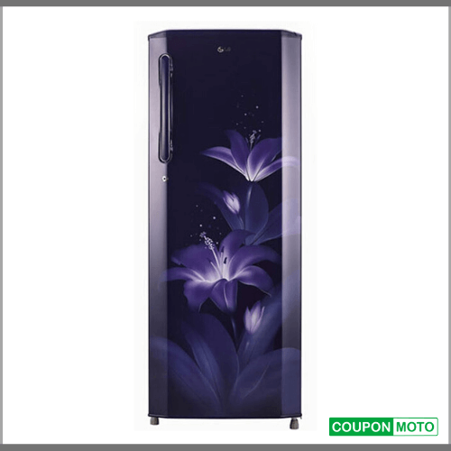 lg-270L-single-door-refrigerator