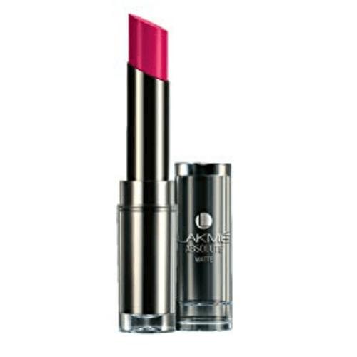lakme-pink-matte-lipstick