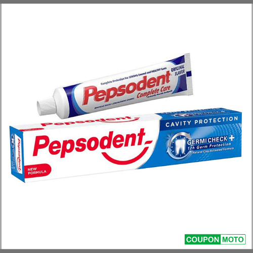 Pepsodent-Toothpaste