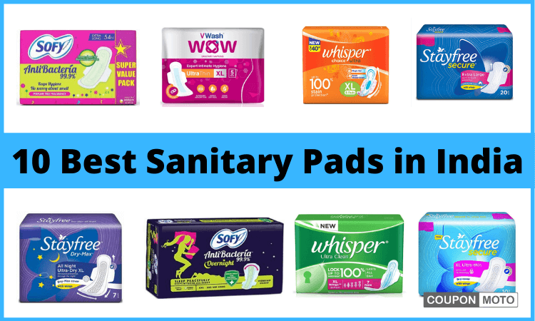 10-Best-Sanitary-Pads-in-india