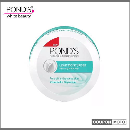 Ponds-moisturizer