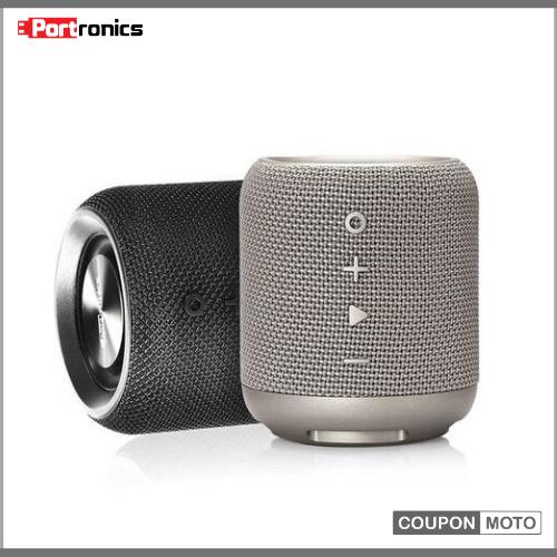 portronics-sounddrum-bluetooth-speaker