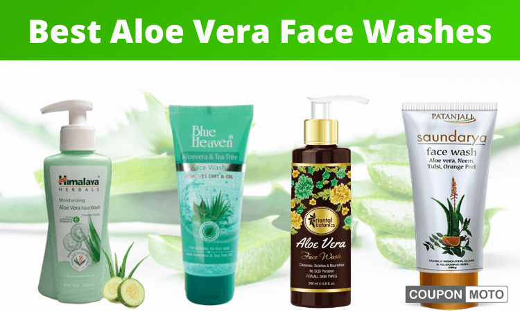 best-aloe-vera-face-washes-in-india