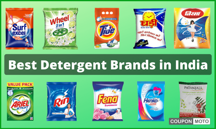 best-detergent-brands-in-india