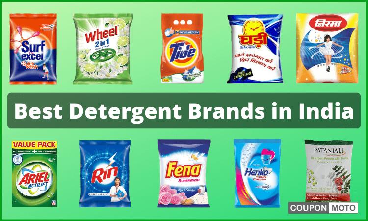 best-detergent-brands-in-india