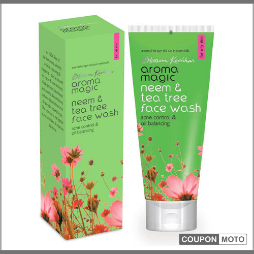 Aroma-Magic-Neem-and-Tea-Tree-Face-Wash