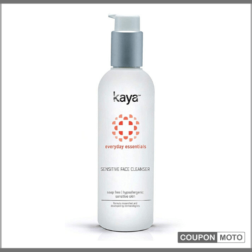 Kaya-Everyday-Essentials-Sensitive-Face-Cleanser