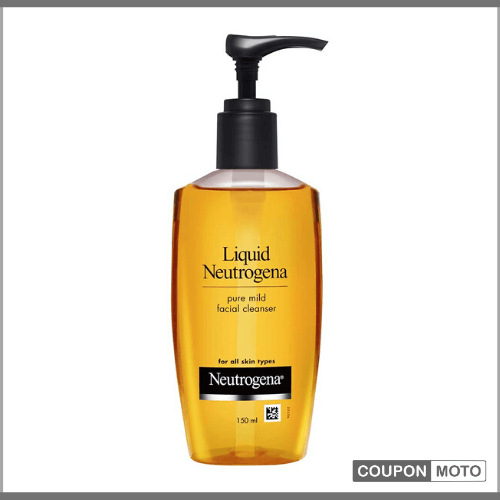 Liquid-Neutrogena-Pure-Mild-Facial-Cleanser