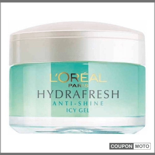 Loreal-Paris-Hydrafresh-Anti-Shine-Icy-Gel