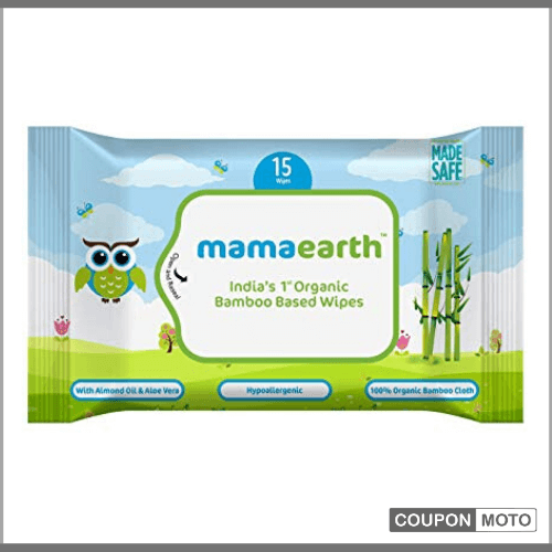 Mamaearth-Organic-Bamboo-based-Baby-Wipes