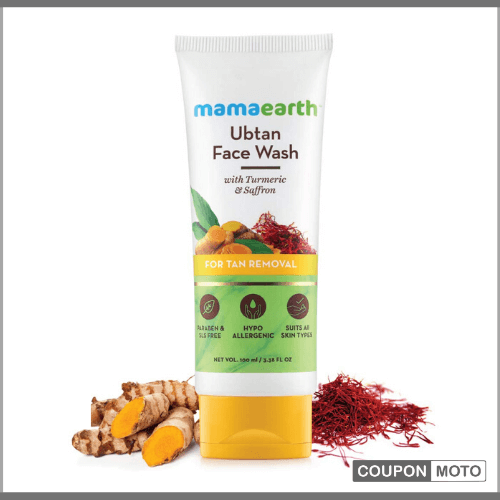 Mamaearth-Ubtan-Natural-Face-Wash