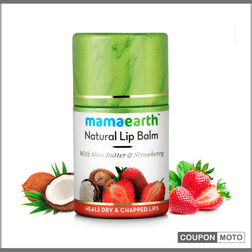 Mamaearths-Shea-Butter-Strawberry-Lip-Balm