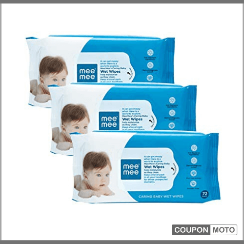 Mee-Mee-Caring-Wet-Baby-Wipes