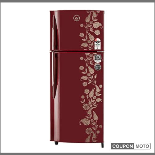 Godrej-255L-Frost-Free-Double-Door-Refrigerator