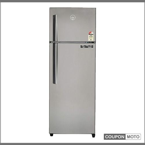 Godrej-RF-GF-2903-PTH-STL-YRN-290L-Frost-Free-Double-Door-Refrigerator
