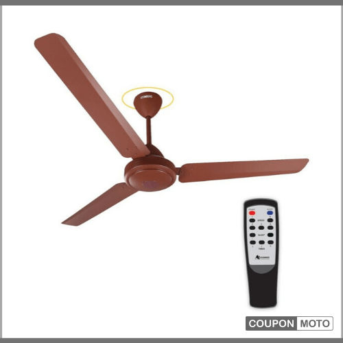 Gorilla-Efficio-Energy-saving-5-Star-Rated-3-Blade-Ceiling-Fan-with-remote-control-and-BLDC-motor