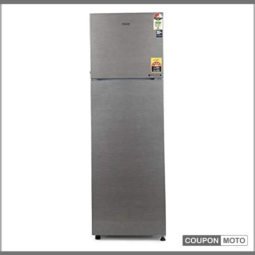 Haier-HEF-26TDS-275L-Frost-Free-Double-Door-Refrigerator