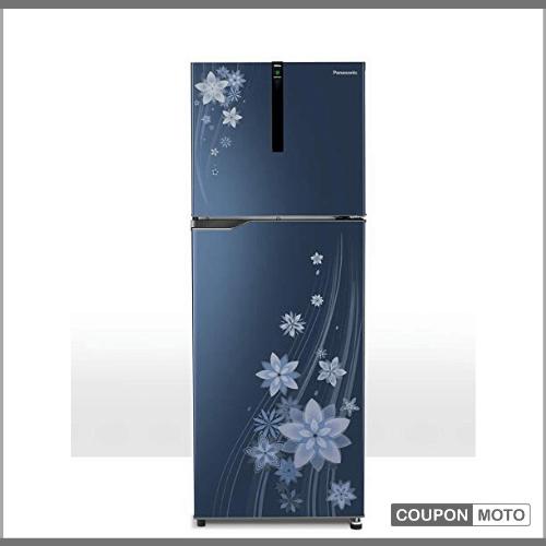 Panasonic-NR-BG271VPA3-270L-Frost-Free-Double-Door-Refrigerator