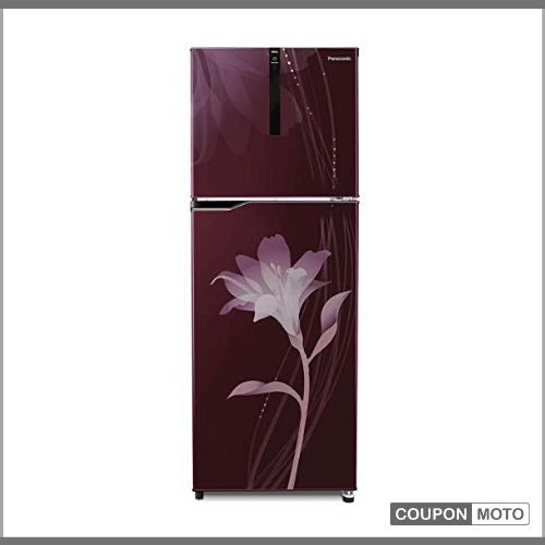 Panasonic-NR-BG311PLW3-307L-Frost-Free-Double-Door-Refrigerato