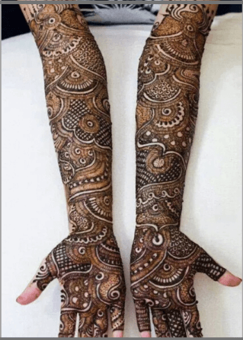 Shaded-Bridal-Mehandi-Design