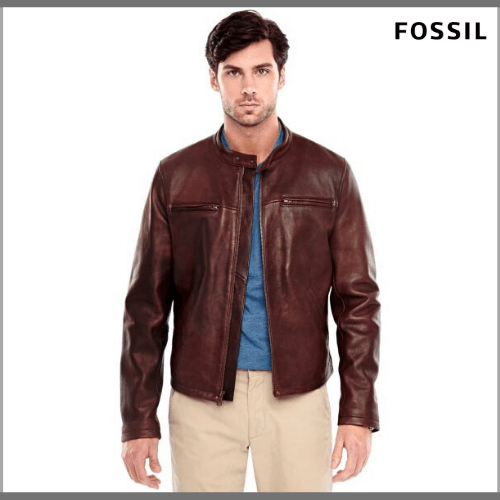 Fossil-Leather-Jacket
