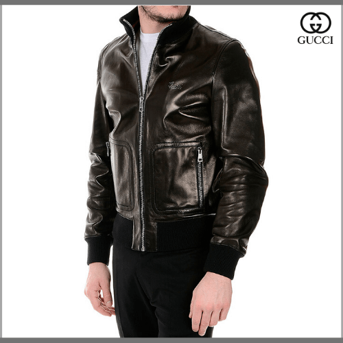 Gucci-Leather-Jacket