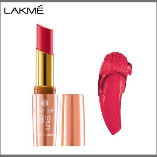Lakme-9-to-5-Primer-Matte-Lip-Color-Flaming-Function