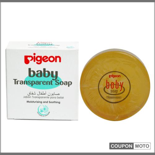 Pigeon-Baby-Transparent-Soap