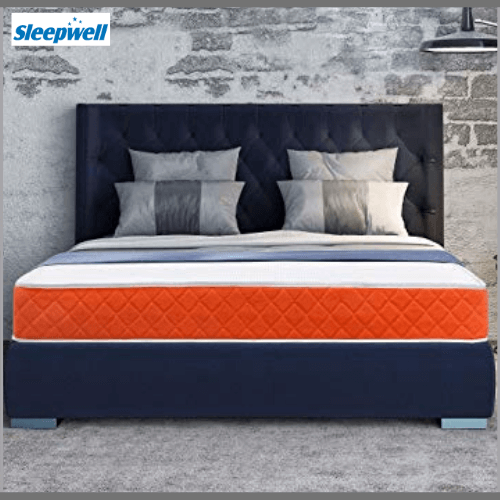 Sleepwell-Medium-soft-and-Hard-Dual-Mattress