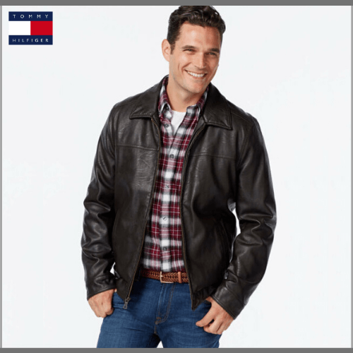 Tommy-Hilfiger-Leather-Jacket