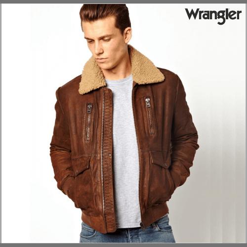 Wrangler-Leather-Jacket