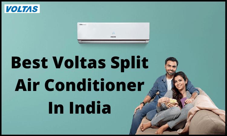 best-voltas-split-air-conditioner-in-india