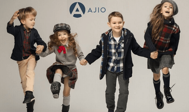 Ajio-kids-clothing