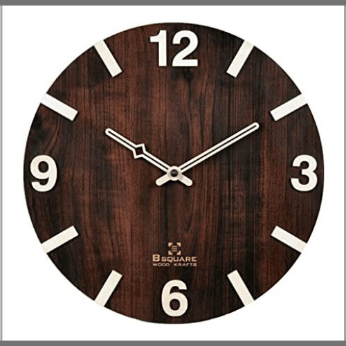 B-Square-Wall-Clock