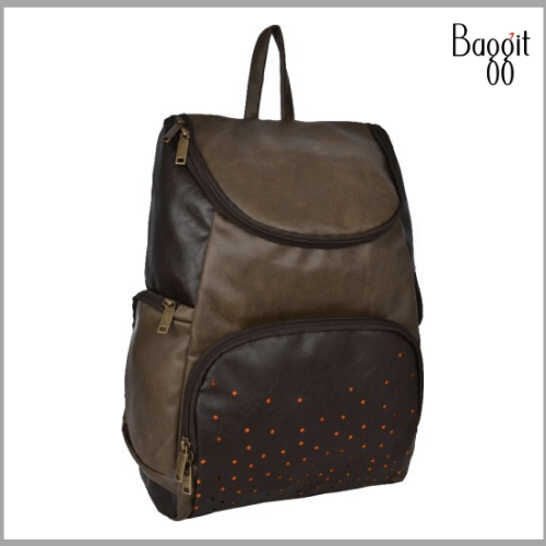 Baggit-Flash-Moly-Military-Large-Backpacks