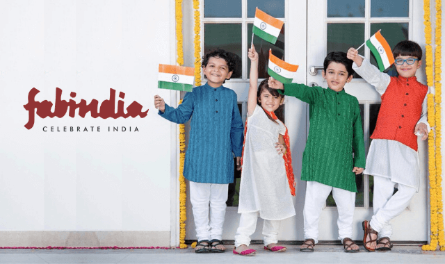 Fabindia-kids-clothing