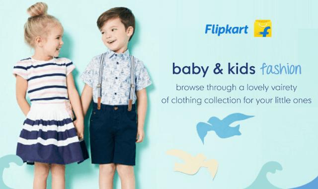 Flipkart-kids-clothing