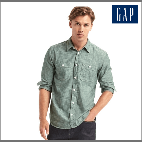 Gap-Casual-Shirts