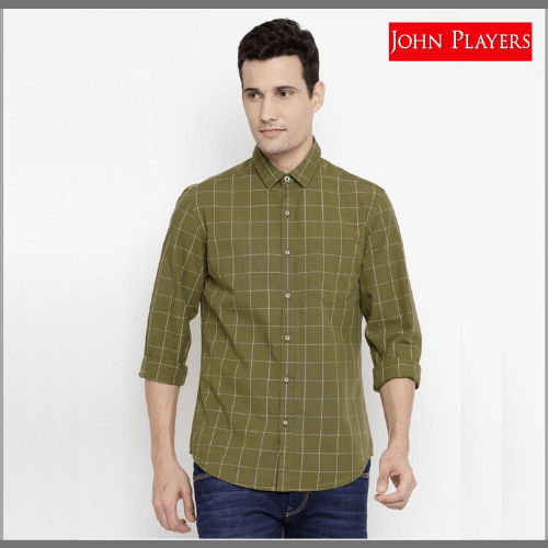 John-Players-Casual-Shirt